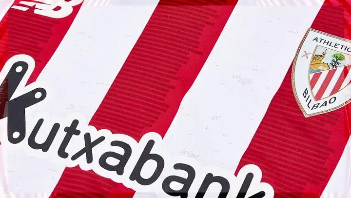 Esta Es La Nueva Camiseta Del Athletic