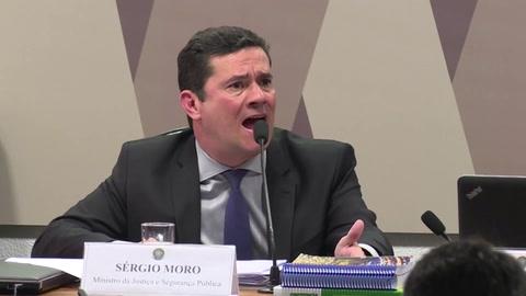 Moro se posiciona ante Bolsonaro y Lula, pero asegura que no es candidato