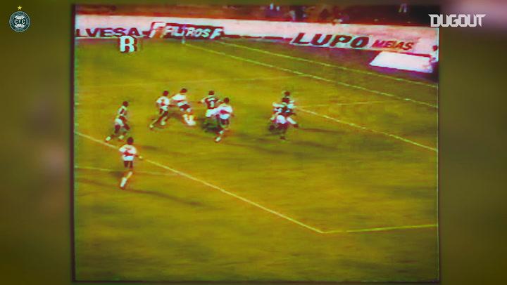 Lo mejor de Kazu Miura en su paso por Coritiba