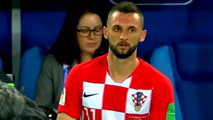 Así juega el croata Marcelo Brozovic