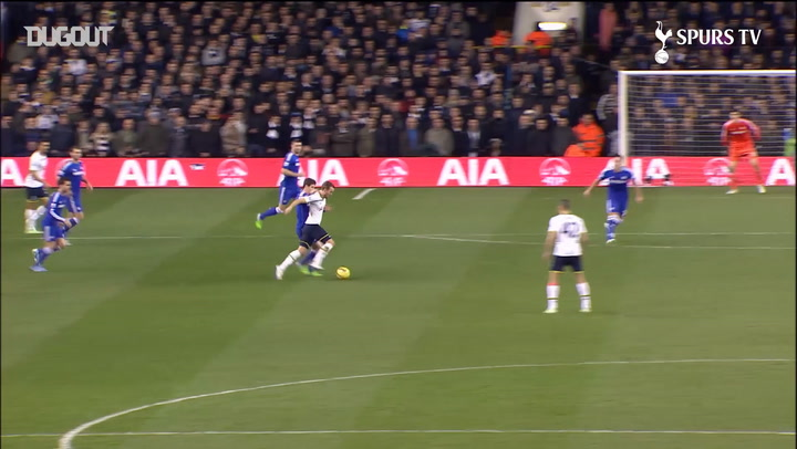 Harry Kane's Premier League Goals Vs Chelsea