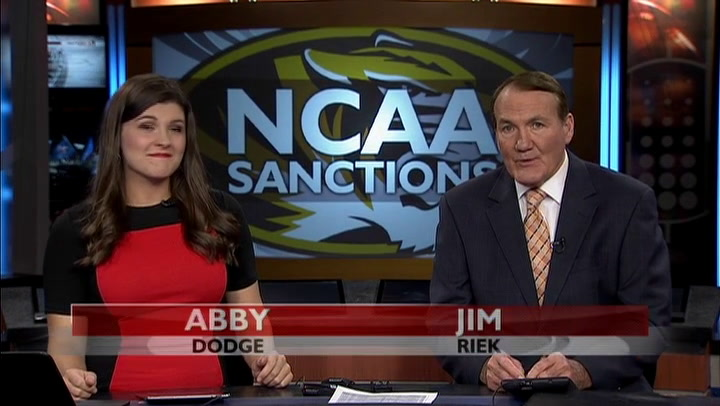 NCAA sanctions could affect local businesses