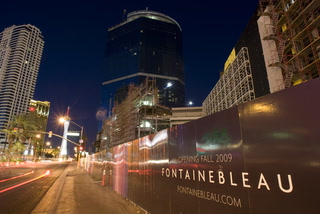 Fontainebleau bankruptcy