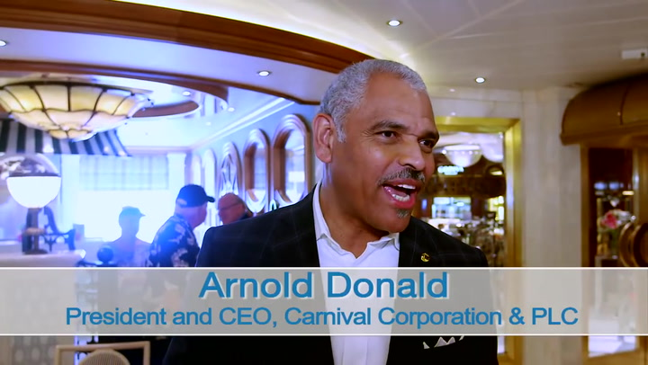 Cruise Critic Quick Chat with Carnival CEO Arnold Donald