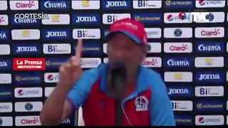 Pedro Troglio explota contra Diego Vázquez: