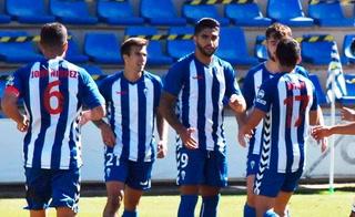 Jona Mejía anota golazo en victoria del Alcoyano ante Orihuela  en la Segunda B de España