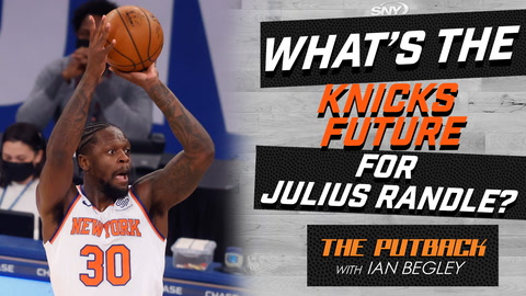 The Putback Extra: Is Julius Randle a big part of the Knicks' future?