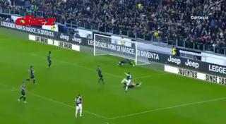 El golazo de Cristiano Ronaldo al Bologna en la Serie A