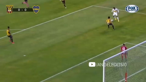 The Strongest 0-1 Boca Juniors (Copa Libertadores)