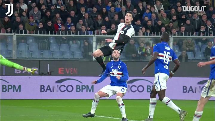 Unforgettable Juventus headed goals