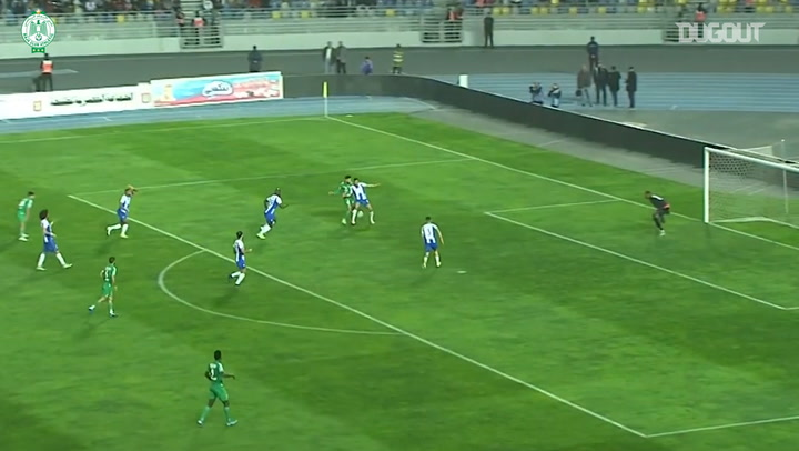Incredible Goals: Mahmoud Benhalib against Ittihad Tanger