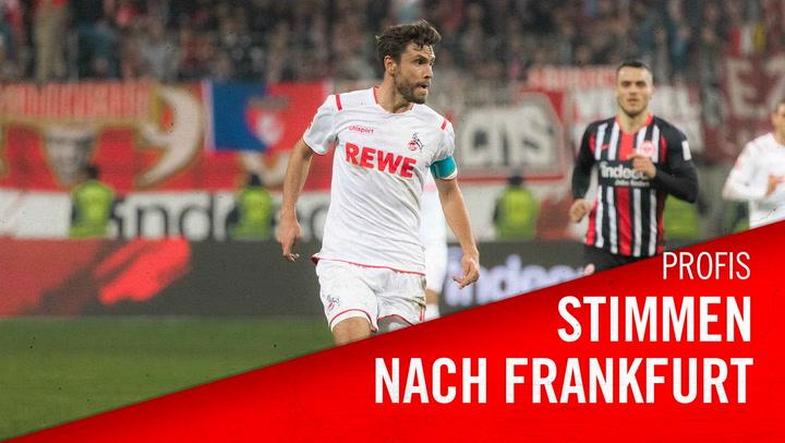 Stimmen nach Frankfurt