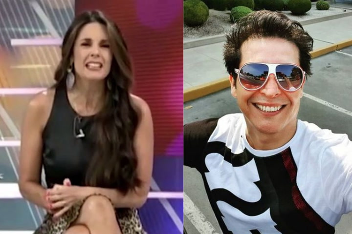 """Rebeca Escribens molesta por comentarios machistas de Carloncho: """"Son denigrantes y humillantes"""""""