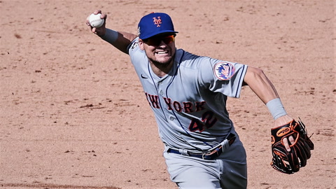 Should J.D. Davis be entrenched as Mets' everyday 3B?