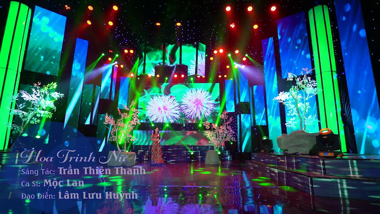 Hoa Trinh Nữ - Mộc Lan - Music Video - Mv Hd