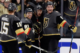 Vegas Golden Knights coach and players proud of their recent play