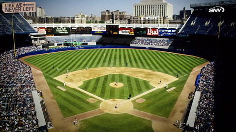 Like We Never Left: Visiting Yankee Stadium