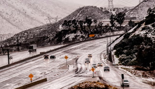 National Weather Service issues winter storm watch for Cajon Pass – VIDEO