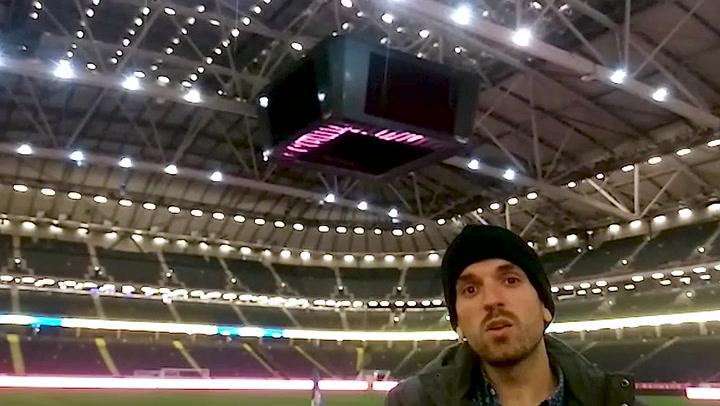 Así es el Friends Arena, el estadio donde España se jugará la clasificación para la Euro 2020
