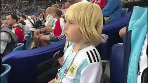 La historia del nene fanático de Messi que superó una dura enfermedad y fue al Mundial