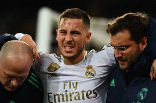 Zidane confirma las bajas de Hazard y Varane ante el Athletic por lesión