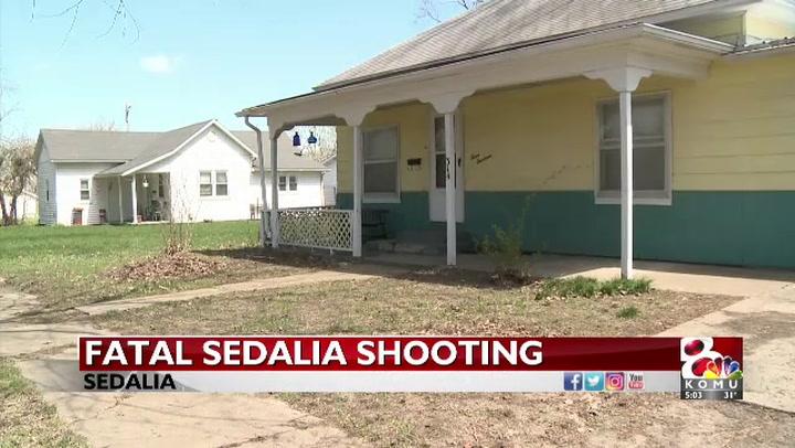 Sedalia shooting suspect arrested