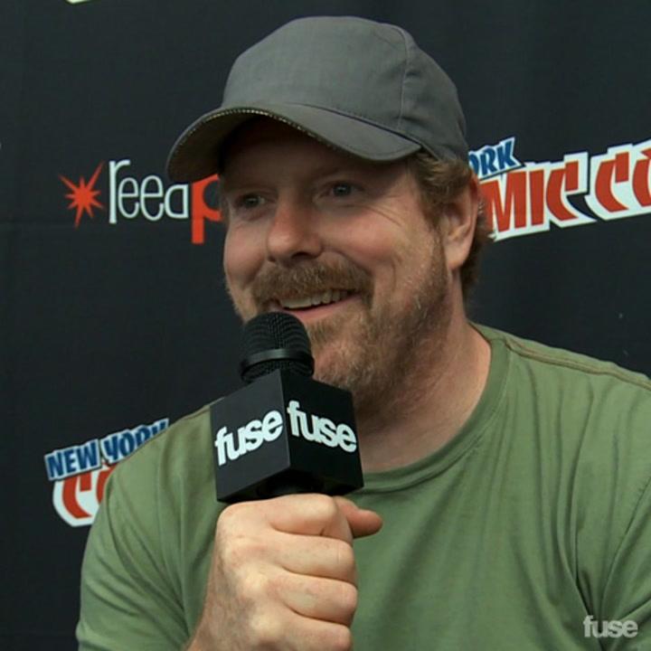 """Adventure Time"" Cast on Heartfelt Songs & Bacon Pancakes at New York Comic Con 2013"