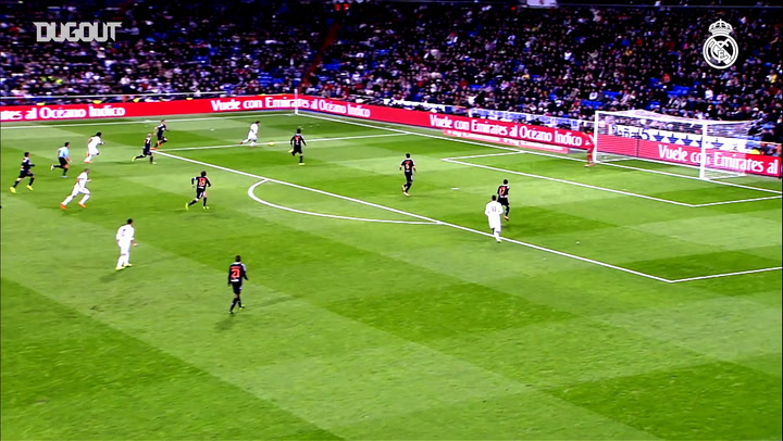 Throwback: Bale's Hat-Trick Against Valladolid