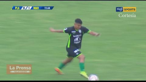 Platense 2-3 Marathón (Liga Nacional)