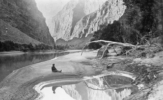 Facing death and the unknown on the Colorado River 150 years ago