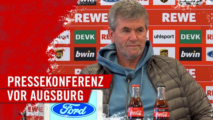PK vor Augsburg
