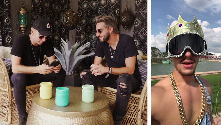 All Time Low Gives Everyday Advice at Lollapalooza 2018