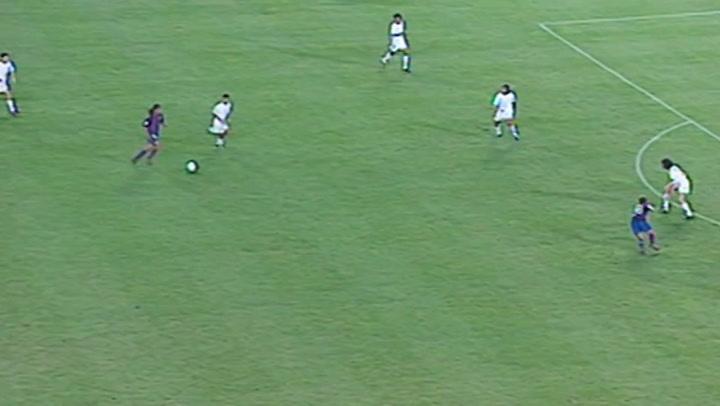 When Ronaldinho Was On Fire!
