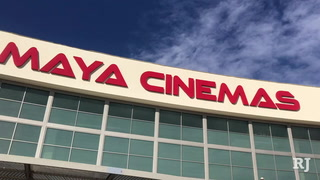 Maya Cinemas to open soon in North Las Vegas