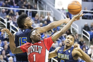 UNLV prepares to meet instate rival UNR