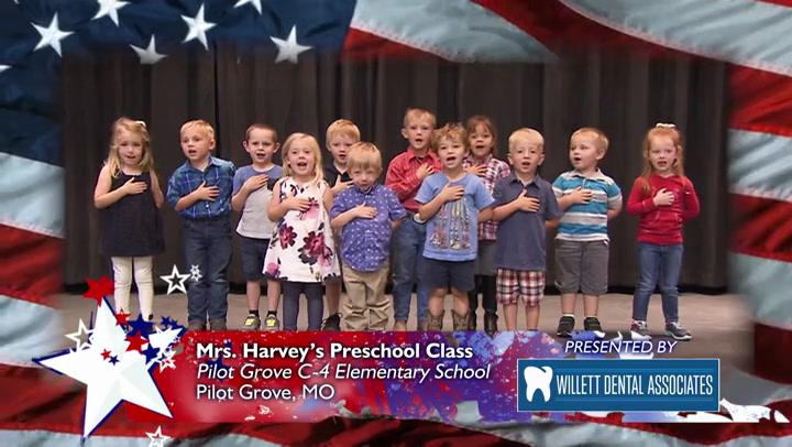 Pilot Grove Elementary - Mrs. Harvey - Preschool