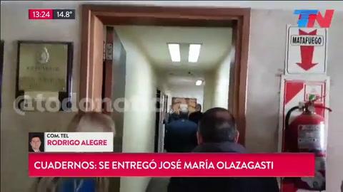 Se entregó José María Olazagasti, exsecretario privado de De Vido