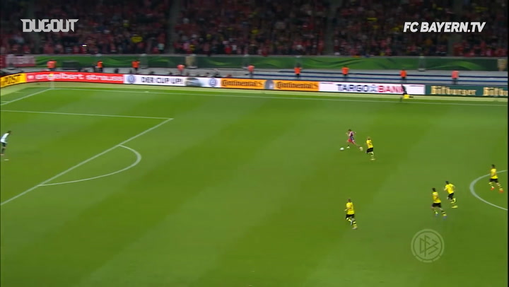Throwback: Müller's Last-Minute Cup Final Goal Vs Dortmund