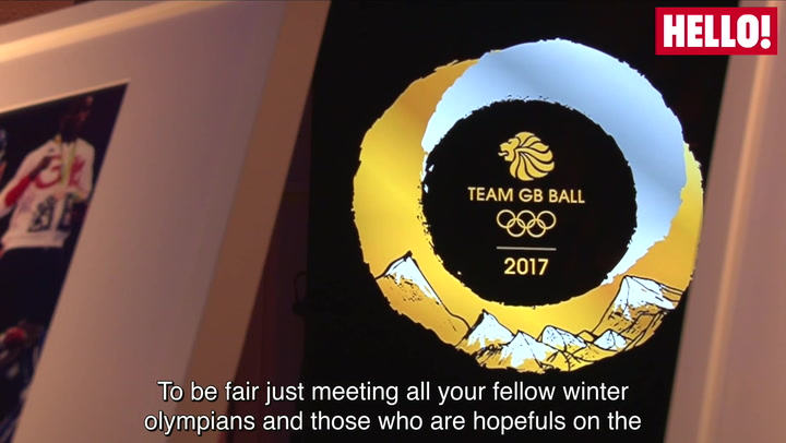 The 2017 Winter Olympic Ball