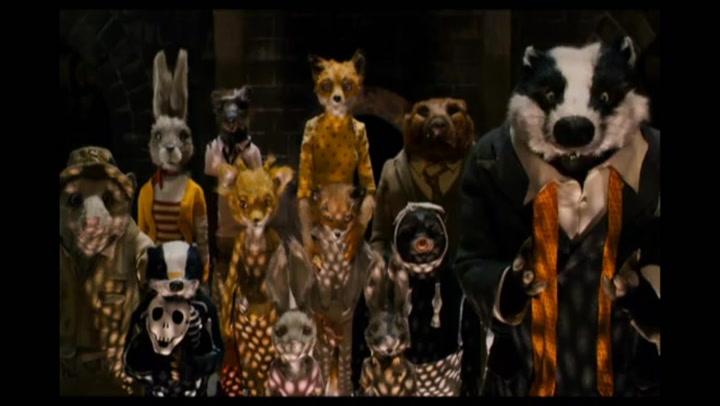The Fantastic Mr. Fox - Trailer No. 1