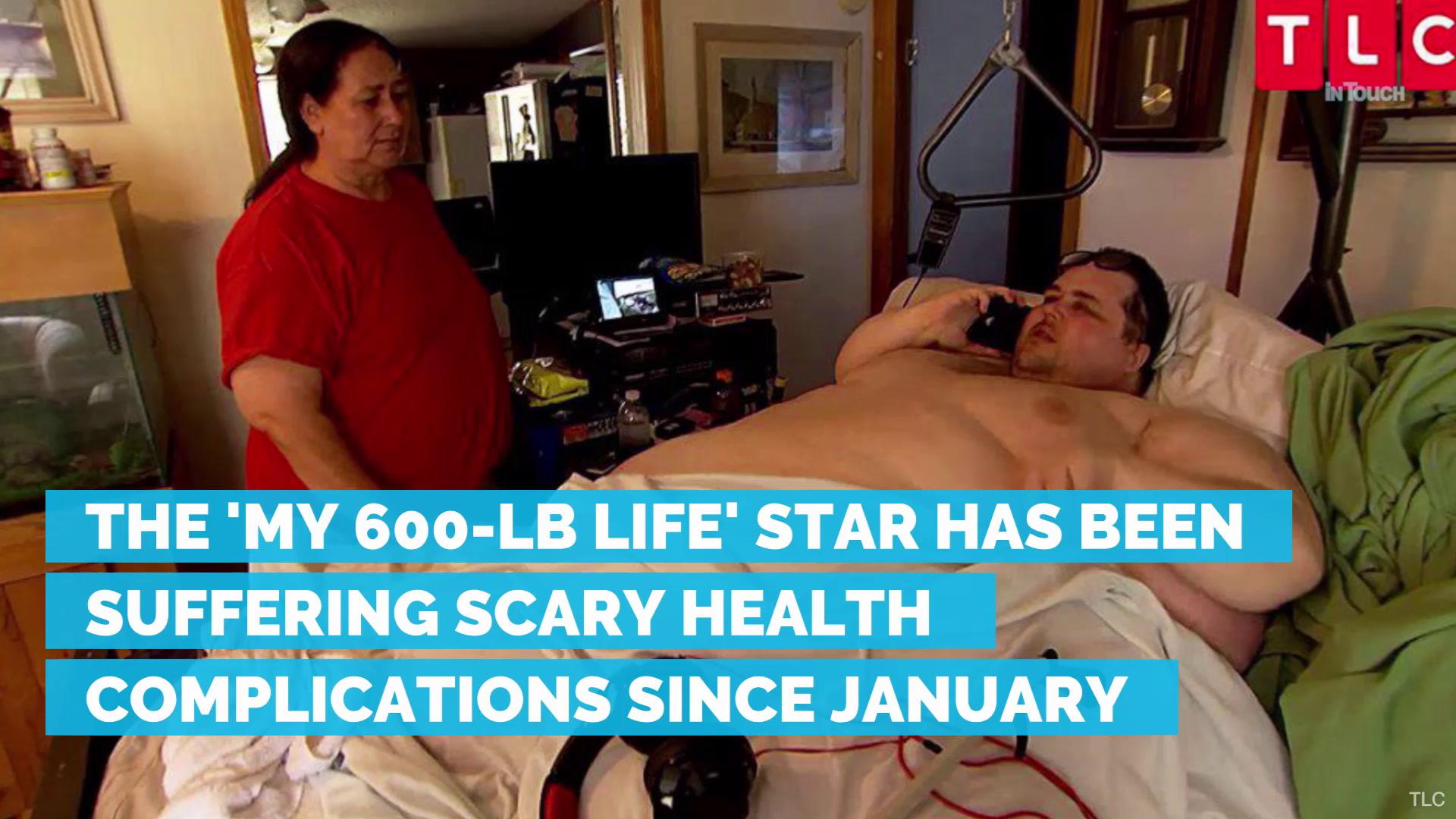 My 600 lb life james