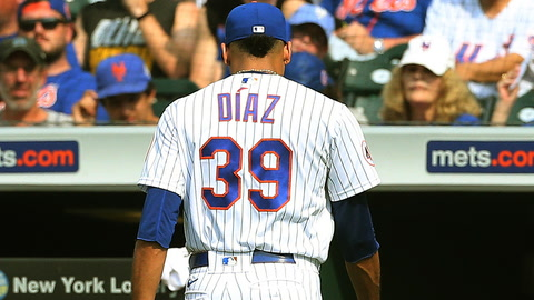 Does Sunday's blown save prove the Mets can't trust Edwin Diaz? | SportsNite