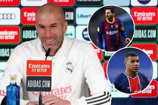 El gran consejo de Zidane a Messi y el jugador que le pide a Florentino que renueve: