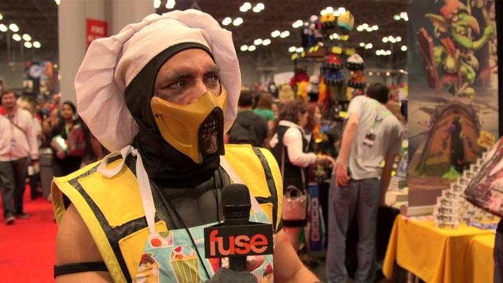 MOS Nintendo: Comic Con