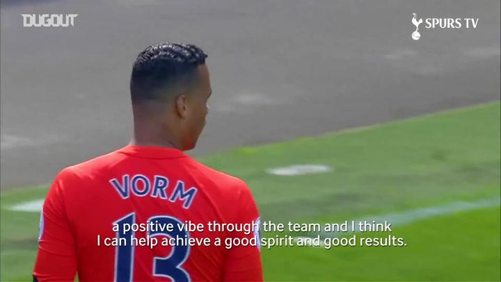 Michel Vorm returns to Tottenham Hotspur