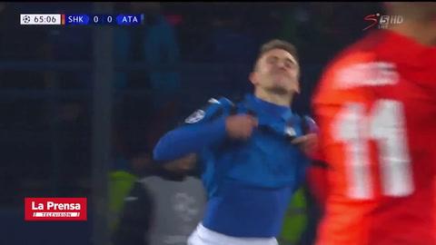 Shakhtar Donetsk 0-3 Atalanta (Champions League)