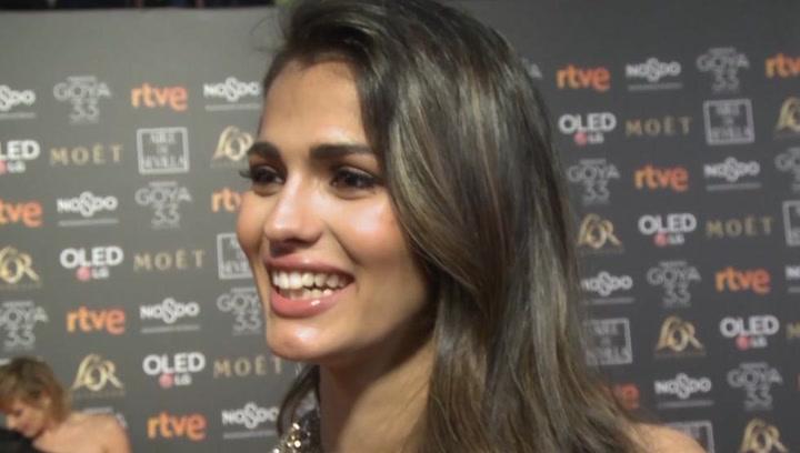 """Sara Sálamo se emociona con un """"mensaje secreto"""" que ha recibido de buena mañana"""