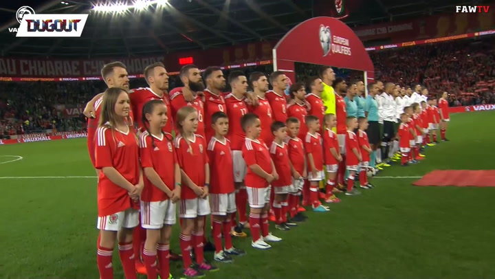 Relive the incredible national anthem vs Ireland