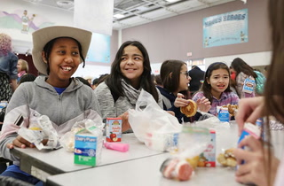 Free Breakfast for CCSD Students