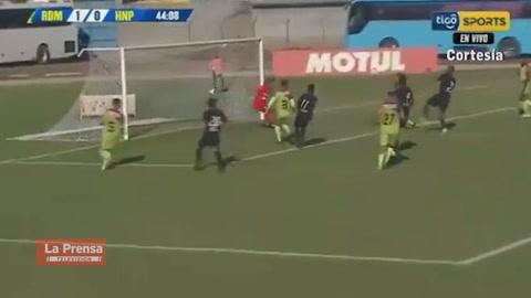 Real de Minas 1-2 Honduras Progreso (Liga Nacional de Honduras)